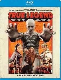 True Legend - (Region A Import Blu-ray Disc)