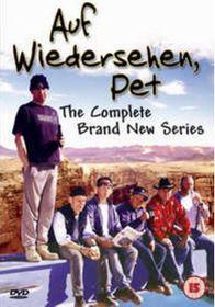 Auf Wiedersehen Pet - Series 3 - (Import DVD)