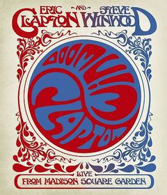 Clapton, Eric / Steve Winwood - Live From Madison Square Garden (Blu-Ray)