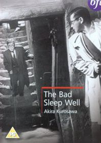 Bad Sleep Well - (Import DVD)