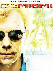 Csi Miami:Fifth Season - (Region 1 Import DVD)