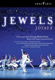 Balanchine-Jewels - (Import DVD)