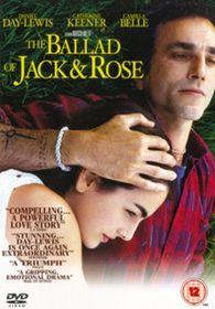 Ballad of Jack & Rose - (Import DVD)