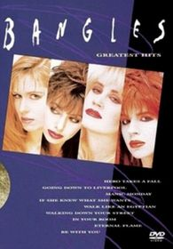 Bangles-Greatest Hits - (Import DVD)