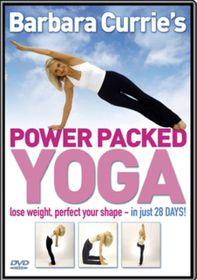 Barbara Currie-Powerpack Yoga - (Import DVD)