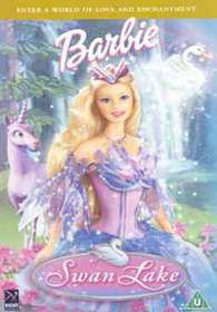 Barbie: Swan Lake (DVD)