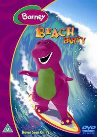 Barney-Beach Party - (Import DVD)