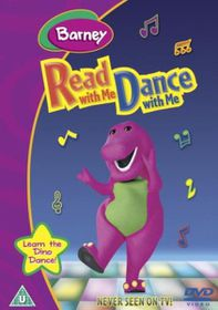 Barney - Read With Me, Dance With Me - (Import DVD)