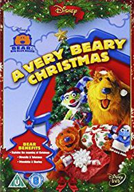 Bear in the Big Blue House: A Very Beary Christmas (DVD)