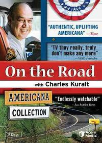 On the Road:Americana Collection - (Region 1 Import DVD)