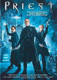 Priest - (Region 1 Import DVD)