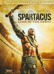 Spartacus:Gods of the Arena - (Region 1 Import DVD)
