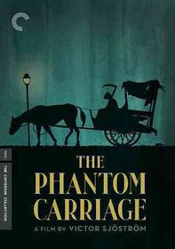 Phantom Carriage - (Region 1 Import DVD)