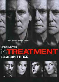 In Treatment:Complete Third Season - (Region 1 Import DVD)