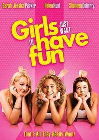 Girls Just Want to Have Fun - (Region 1 Import DVD)