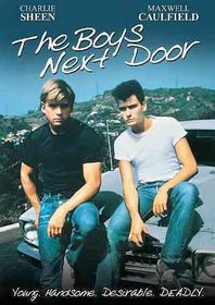 Boys Next Door - (Region 1 Import DVD)