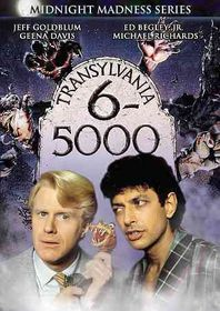 Transylvania 6 5000 - (Region 1 Import DVD)