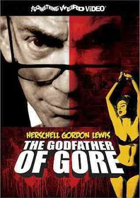 Godfather of Gore:Herschell Gordan Le - (Region 1 Import DVD)