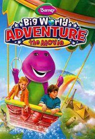Barney:Big World Adventure the Movie - (Region 1 Import DVD)