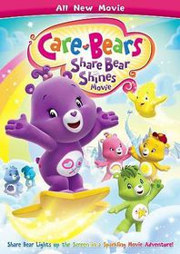 Care Bears:Share Bear Shines Movie - (Region 1 Import DVD)