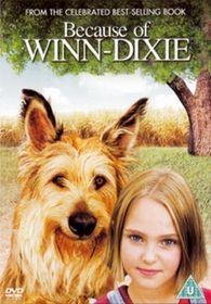 Because of Winn-Dixie - (Import DVD)