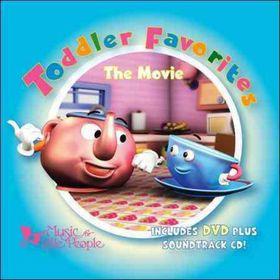 Toddler Favorites:Movie - (Region 1 Import DVD)
