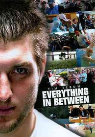 Tim Tebow:Everything in Between - (Region 1 Import DVD)