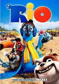 Rio - (Region 1 Import DVD)