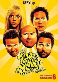 It's Always Sunny in Philadelph Ssn 6 - (Region 1 Import DVD)