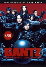 Gantz - (Region 1 Import DVD)