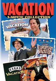 National Lampoon's Vacation Collectio - (Region 1 Import DVD)