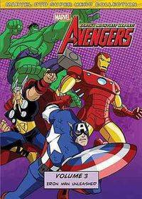 Avengers:Earth's Mightiest Heroes V 3 - (Region 1 Import DVD)