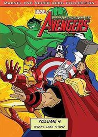 Avengers:Earth's Mightiest Heroes V 4 - (Region 1 Import DVD)