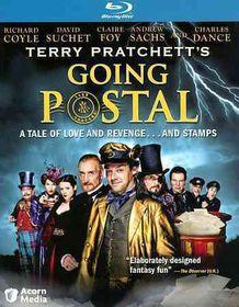 Going Postal - (Region A Import Blu-ray Disc)