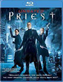 Priest - (Region A Import Blu-ray Disc)