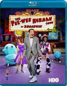 Pee Wee Herman Show on Broadway - (Region A Import Blu-ray Disc)