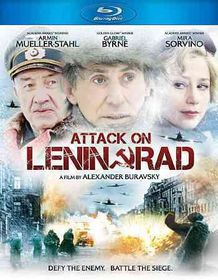 Attack on Leningrad - (Region A Import Blu-ray Disc)