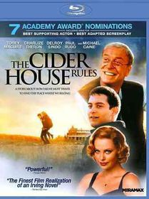 Cider House Rules - (Region A Import Blu-ray Disc)
