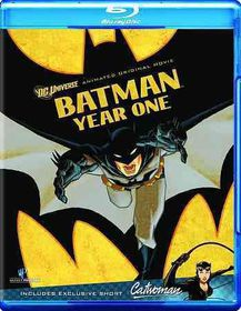 Batman:Year One - (Region A Import Blu-ray Disc)