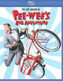 Pee Wee's Big Adventure - (Region A Import Blu-ray Disc)