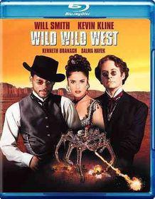 Wild Wild West - (Region A Import Blu-ray Disc)