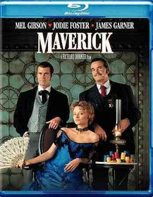 Maverick - (Region A Import Blu-ray Disc)