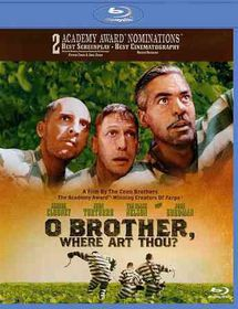 O Brother Where Art Thou - (Region A Import Blu-ray Disc)