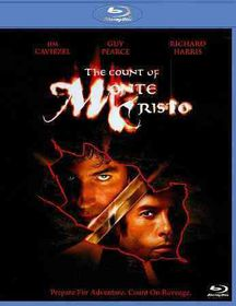Count of Monte Cristo - (Region A Import Blu-ray Disc)