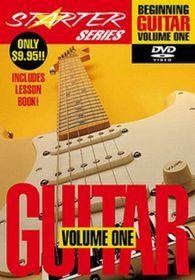 Beginning Guitar-Tom Kolb - (Import DVD)