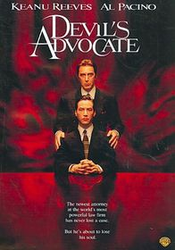 Devil's Advocate - (Region 1 Import DVD)