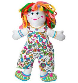 Alex Toys - Colour and Cuddle Washable Doll