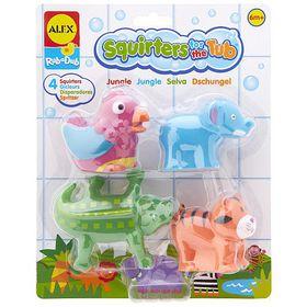 Alex Toys - Bath Squirters - Jungle