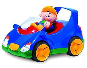 Tolo Toys - First Friends Boy Car Set - Primary