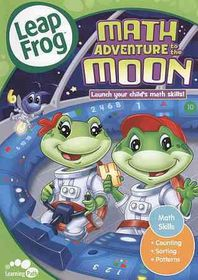 Leapfrog:Math Adventure to the Moon - (Region 1 Import DVD)
